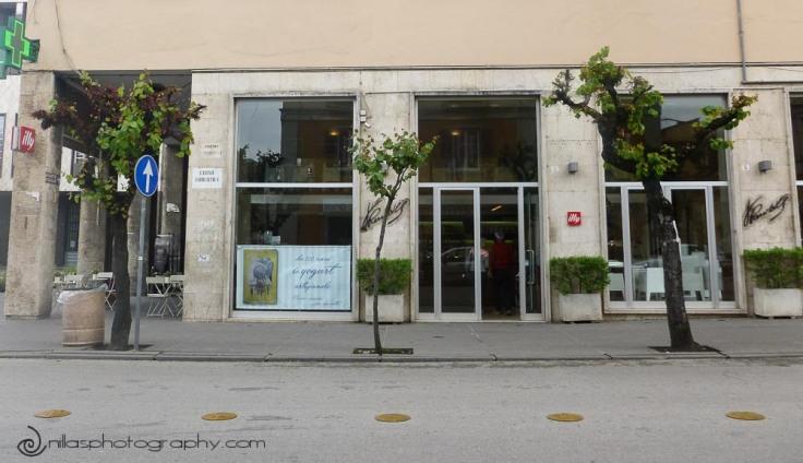 Renzelli Cafe, Cosenza, Calabria, Italy