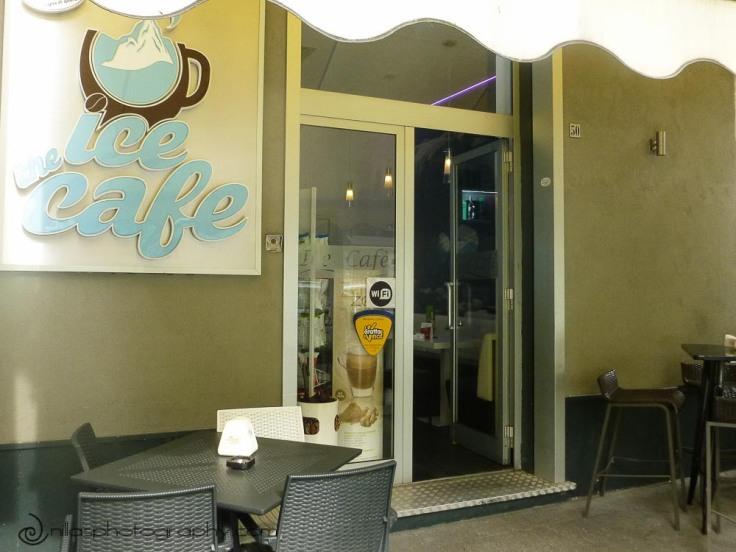 Ice Cafe, Cosenza, Calabria, Italy