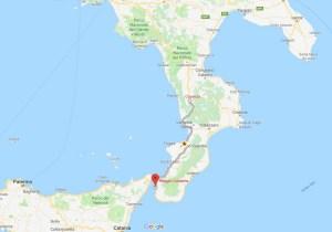 From Cosenza to Reggio Calabria, Italy, Europe
