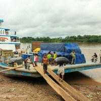 Into the Amazon: 3-day Barge from Yurimaguas to Iquitos, Peru