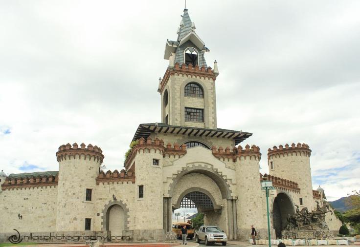 Puerta de la Ciudad, Loja, Ecuador, South America