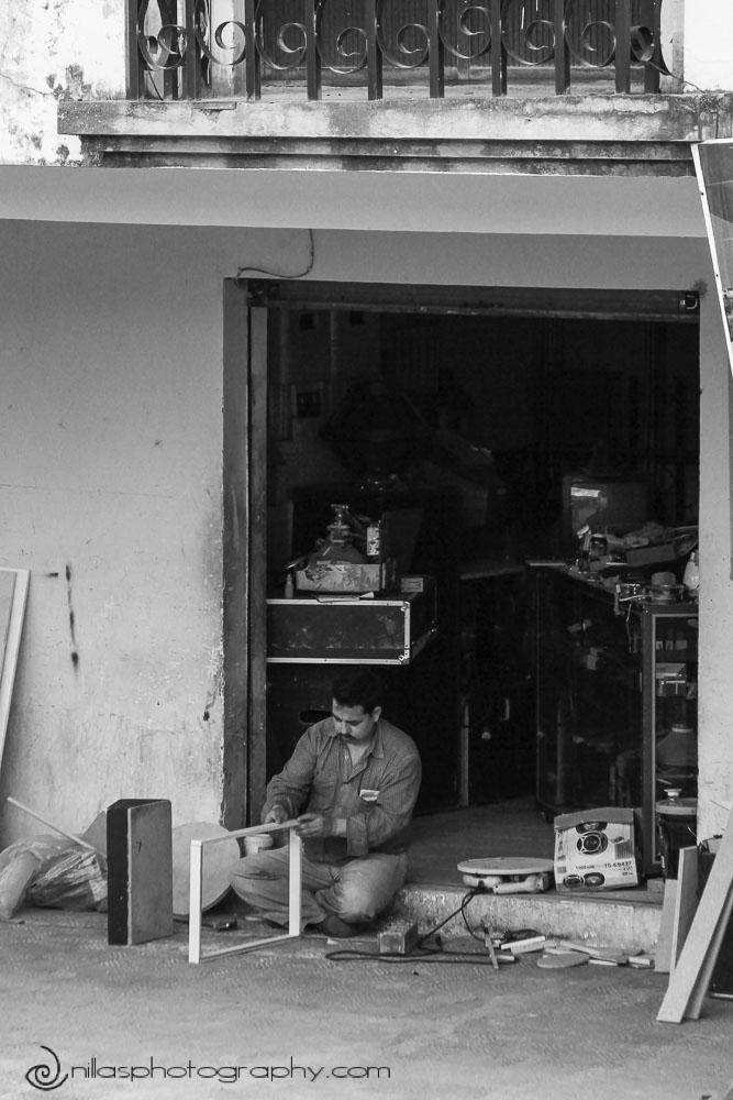 craftsman, Loja, Ecuador, South America