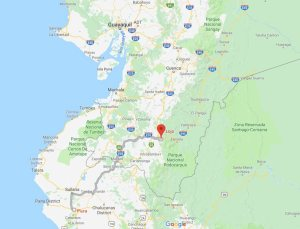 Piura, Peru, Loja, Ecuador, South America