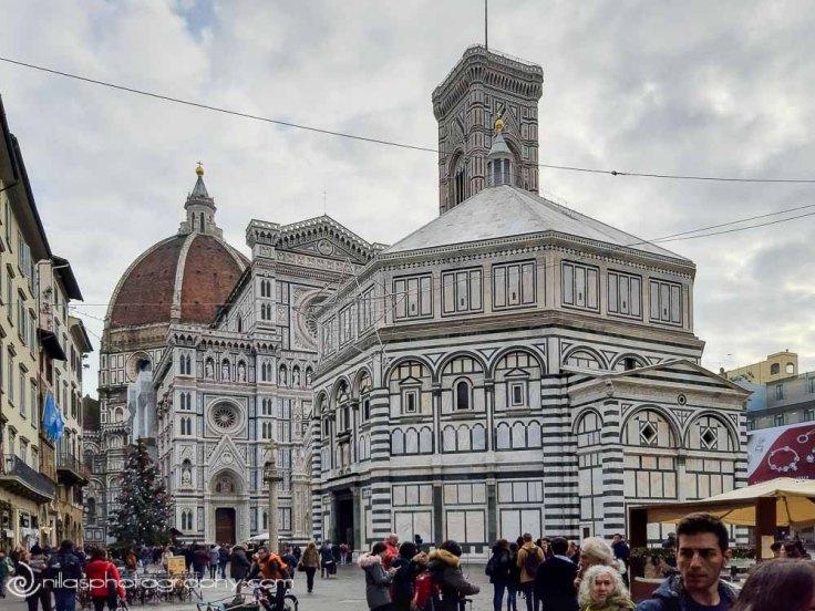 Battistero di San Giovanni,Florence, Italy, Europe