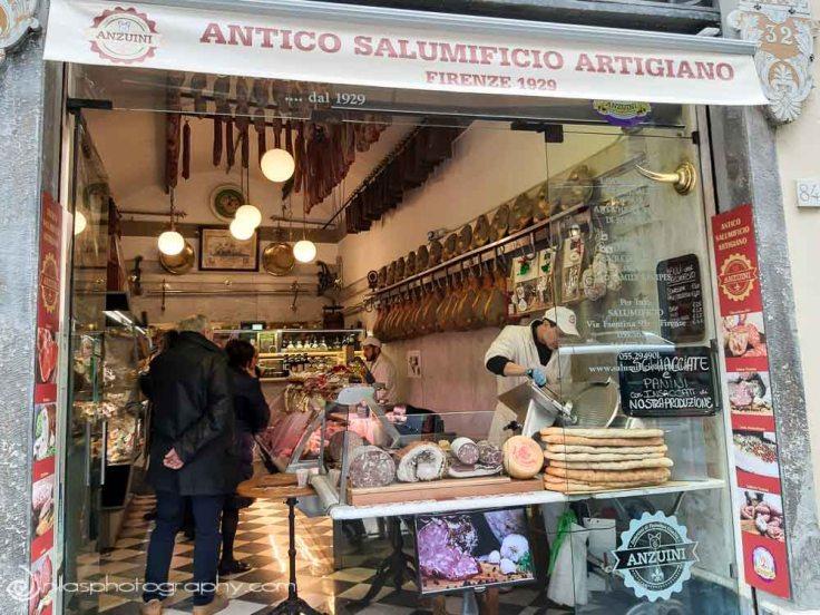 Salumificio Anzuini - La Macelleria, Florence, Italy, Europe