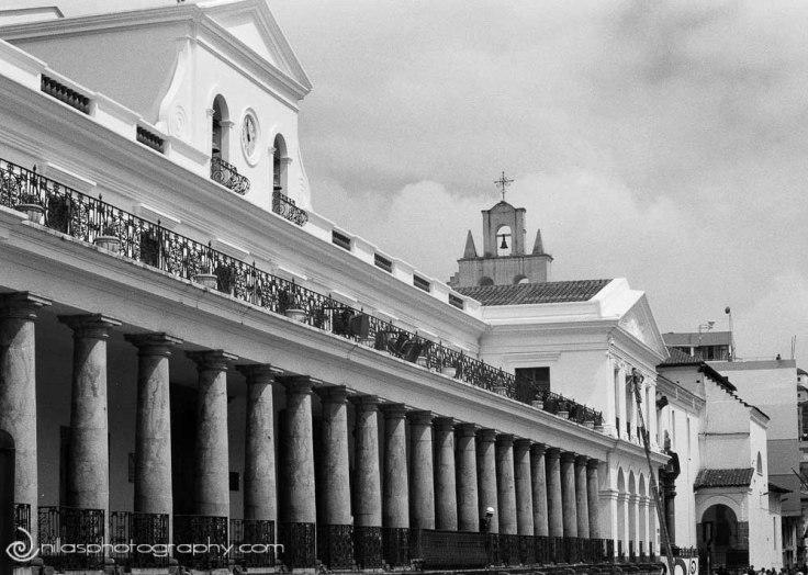 Palacio de Carondelet, Quito, Ecuador, South America