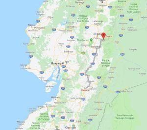 Baños, Loja, Ecuador, South America