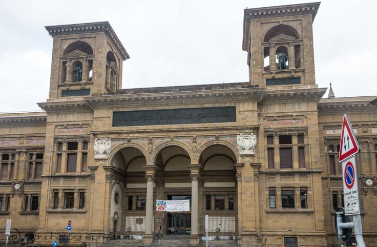 Biblioteca Nazionale Centrale di Firenze, Florence, Italy, Europe