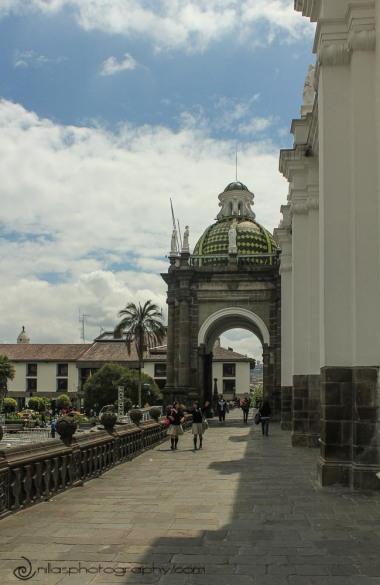 Catedral Metropolitana de Quito, Quito, Ecuador, South America