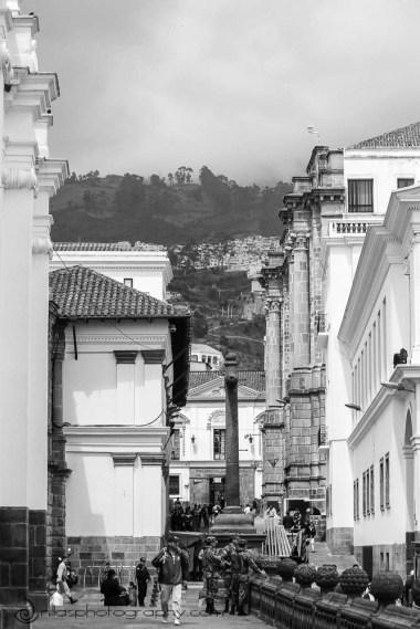 historic centre, Quito, Ecuador, South America