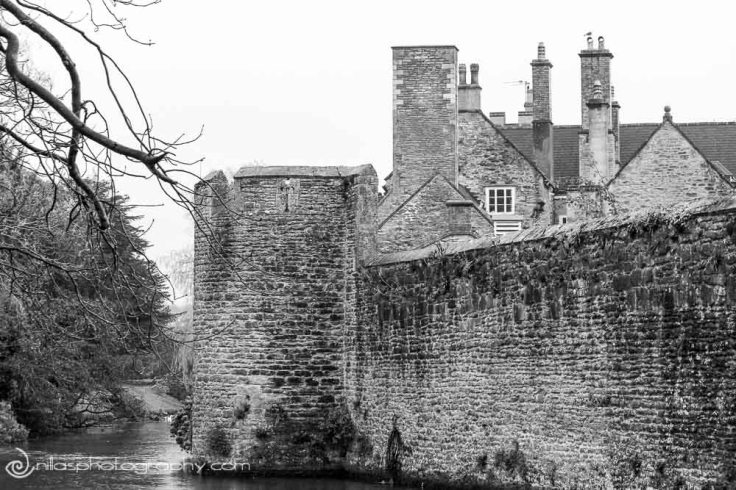 Bishop's Palace, Wells Somerset, United Kingdom, Europe