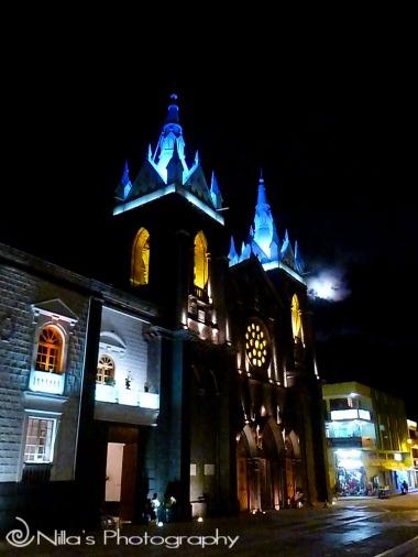 Iglesia y Convento de San Francisco, Quito, Ecuador, South America