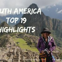 South America Top 19 Highlights