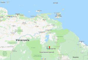 Canaima Lagoon to Angel Falls, Venezuela, South America