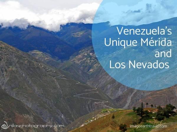 Mérida to Los Nevados, Andes, Venezuela, South America