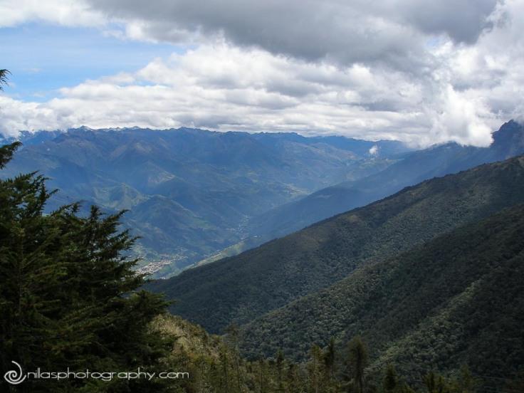El Teleferico de Mérida, Andes, Venezuela, South America