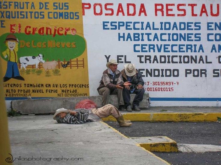 Mérida, Andes, Venezuela, South America
