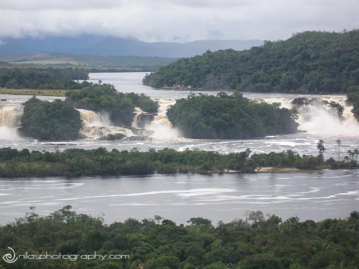 Cuidad Bolivar to Canaima, Venezuela, South America