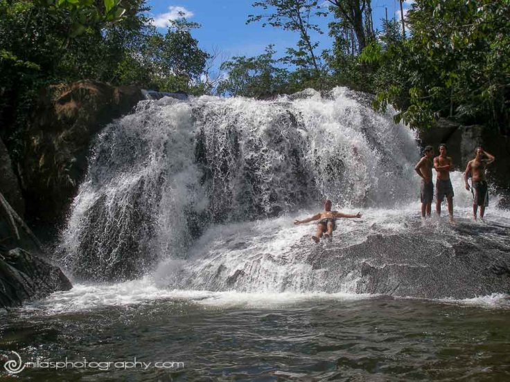 Pozo de la Felicidad, Canaima, Venezuela, South America