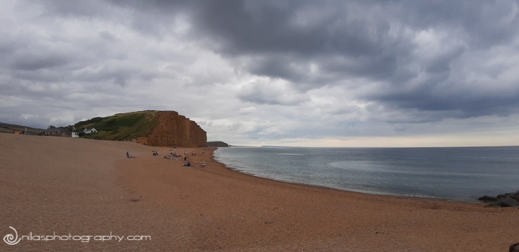 Chesil Beach, West Bay, Dorset, England, Europe