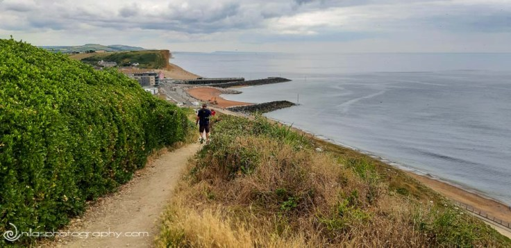SW Coast Path, West Bay, England, Europe