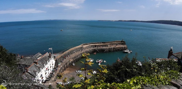 Harbour, Clovelly, Devon, United Kingdom, Europe