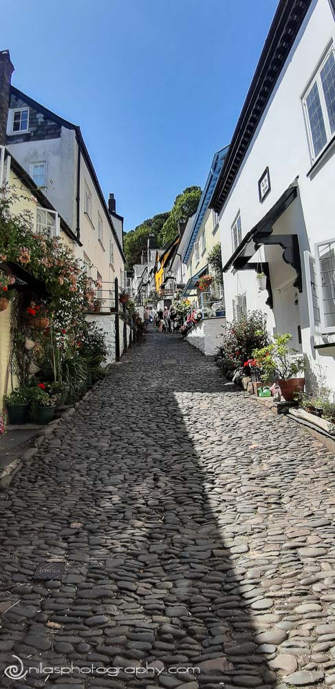 Clovelly, Devon, United Kingdom, Europe