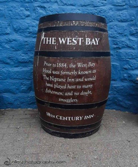 West Bay Hotel, West Bay, England, Europe