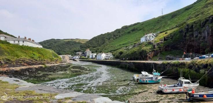 Boscastle, Cornwall, England, United Kingdom, Europe