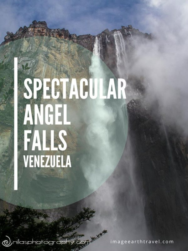 Angel Falls, Canaima, Venezuela, South America