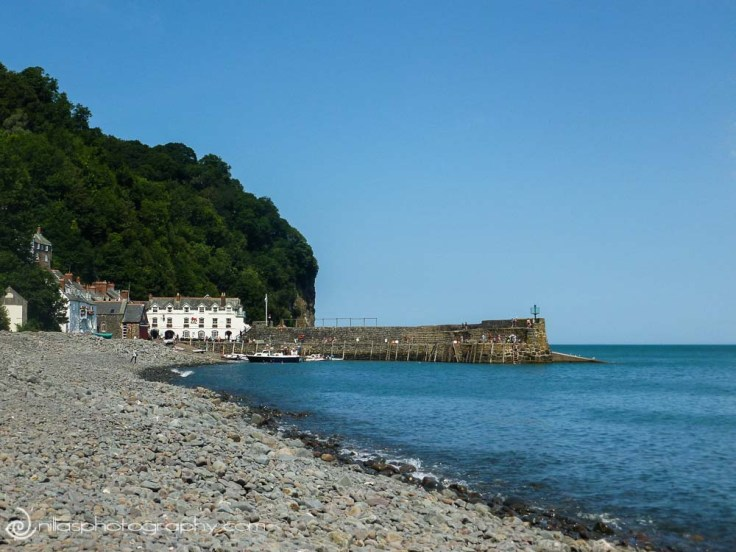 beach, Clovelly, Devon, United Kingdom, Europe