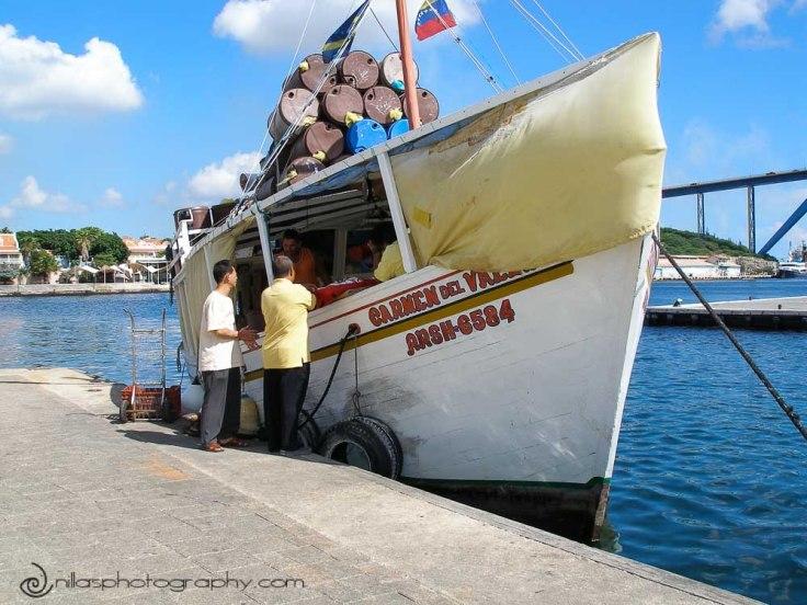 Willemstad trading, Curaçao, Netherlands Antilles, southern Caribbean
