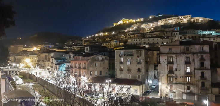 Old Town, Cosenza, Calabria, Italy, Europe