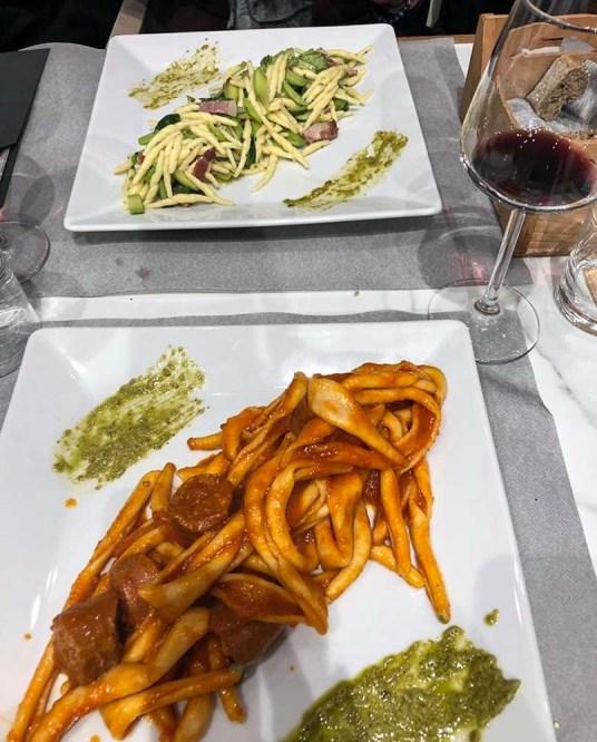 Pasta, Apart, Cosenza, Calabria, Italy, Europe