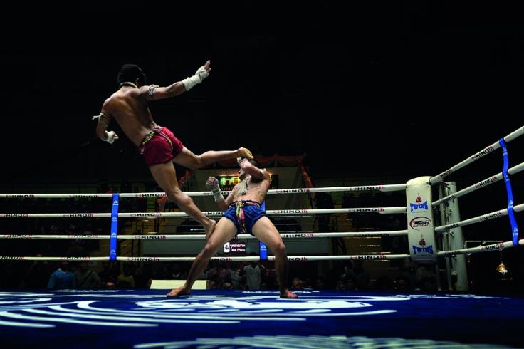 Muay Thai, Thailand, SE Asia