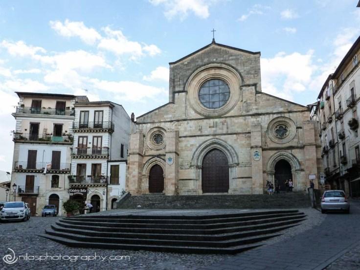 Duomo, Old Town, Cosenza, Calabria, Italy, Europe