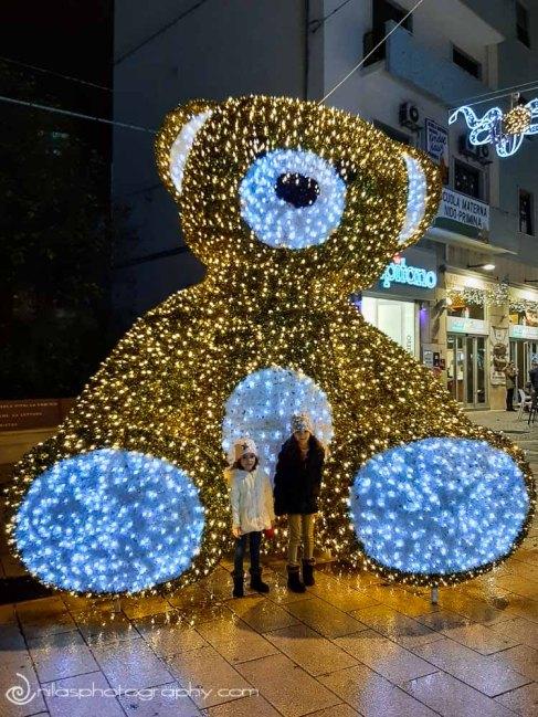 Christmas, Cosenza, Calabria, Italy, Europe
