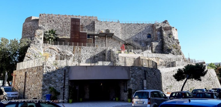 Aragon Castle, Reggio Calabria, Italy, Europe