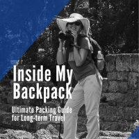 Inside My Backpack - Ultimate Packing Guide for Long-term Travel