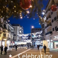 Celebrating Christmas in Cosenza, Calabria