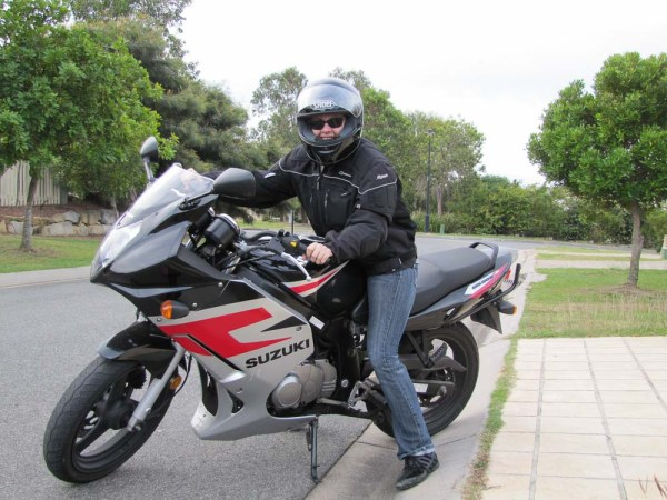 motorbike, training, Brisbane, Australia