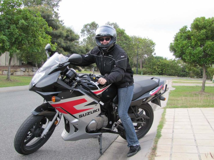 motorbike, training, Brisbane, Australia