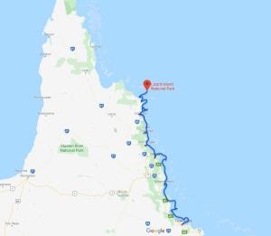Townsville, Lizard Island, Queensland, Oceania