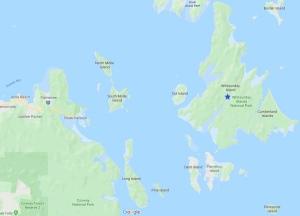 cyclone, Upper Gulnare Inlet, Queensland, Australia, Oceania