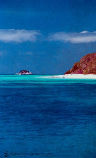 Rocky Isles, Lizard Island, Queensland, Oceania