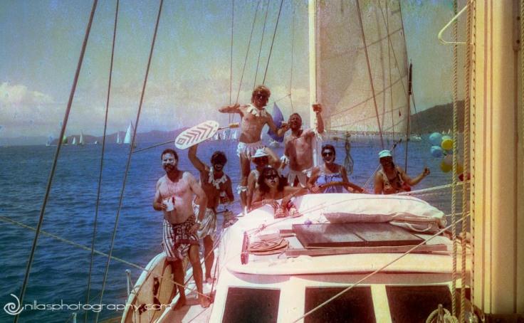 Airlie Beach Fun Race, Townsville, sailing, Sydney, Australia, Oceania