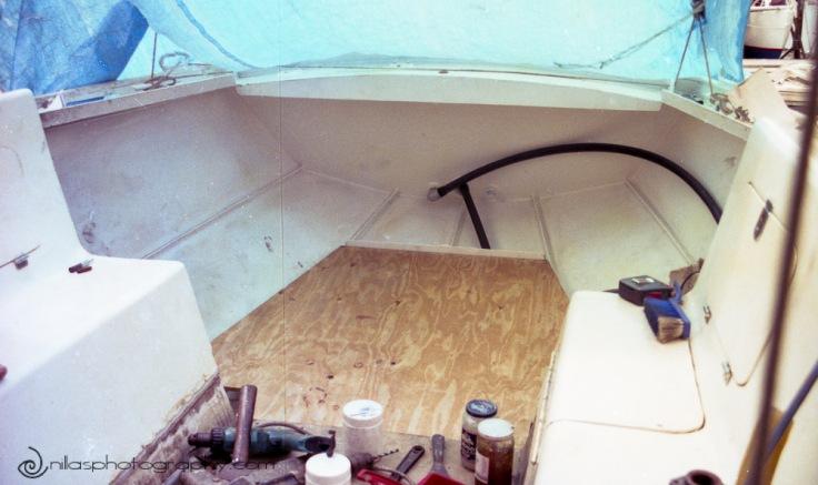 extending a boat, Townsville, Queensland, Australia, Oceania