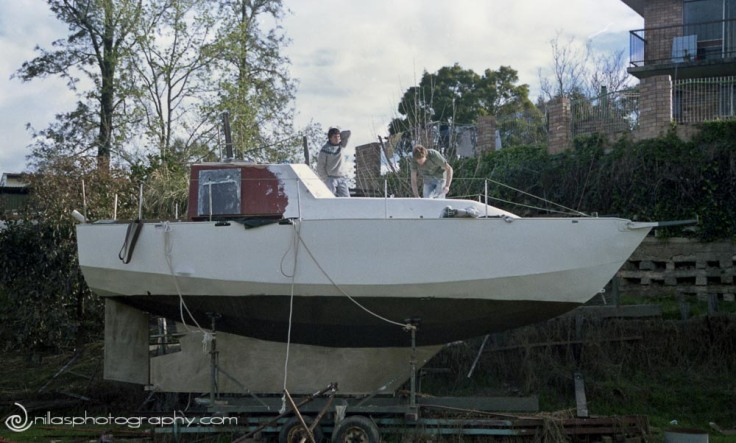 boat building, Windsor, Hawkesbury, NSW, Australia, Oceania