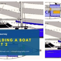 Sailing Journey: Building a Boat Part 2