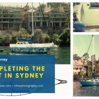 Sailing Journey: Completing the Boat in Sydney